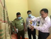 Bàn giao tiêu hủy gần 3 tấn thuốc bảo vệ thực vật nhập lậu từ Trung Quốc
