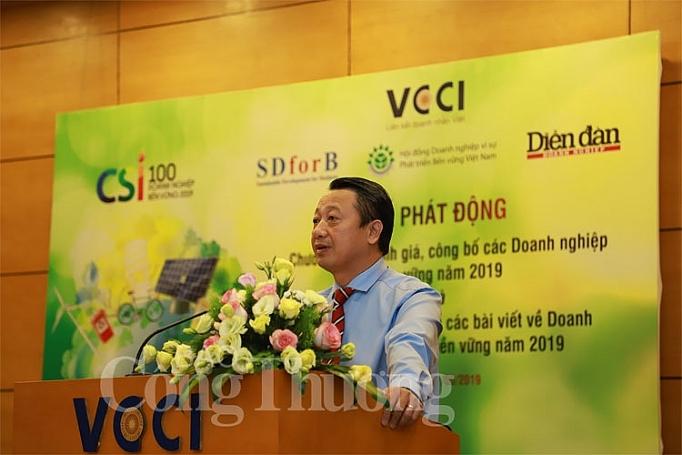 phat dong chuong trinh danh gia cong bo cac doanh nghiep ben vung tai viet nam nam 2019