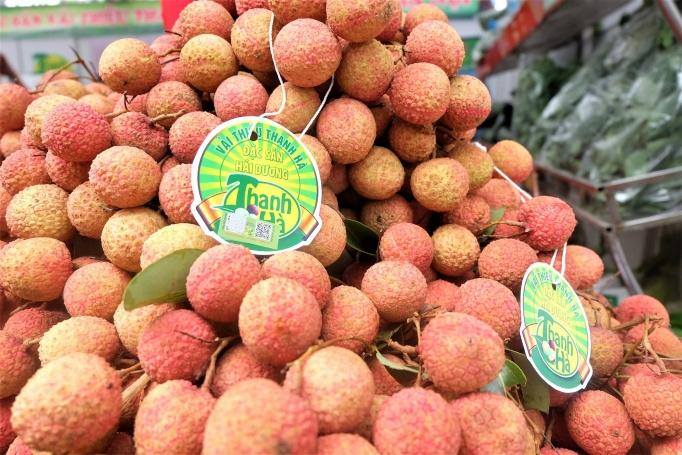 Hà Nội: Sắp diễn ra phiên chợ quảng bá, tiêu thụ vải thiều Thanh Hà và nông  sản, thực phẩm an toàn