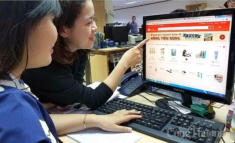 Hà Nội: Đưa hàng Việt Nam ra thị trường thế giới thông qua thương mại điện tử toàn cầu