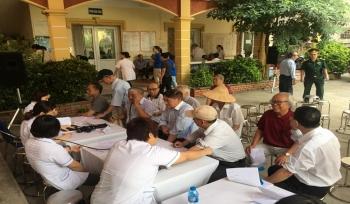 Hà Nội: Công khai thông tin đấu thầu chọn dịch vụ điều dưỡng đối với cán bộ lão thành cách mạng, tiền khởi nghĩa, cán bộ nghỉ hưu