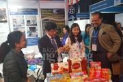 Hội chợ SAITEX-Nam Phi 2016: Hàng Việt được ưa chuộng