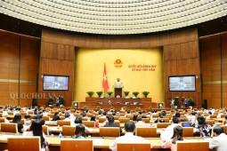 Quốc hội tiếp tục thảo luận về dự án Luật Công an nhân dân (sửa đổi)
