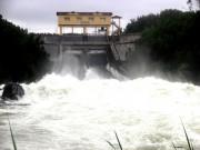 Sãn sàng phương án đảm bảo an toàn hạ du khi hồ chứa xả lũ