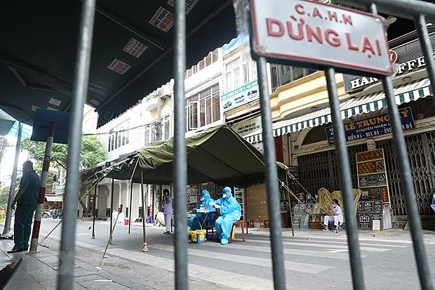 Hà Nội: Thực hiện giãn cách xã hội trên địa bàn TP để phòng chống dịch Covid-19 từ 06h00 ngày 24/7
