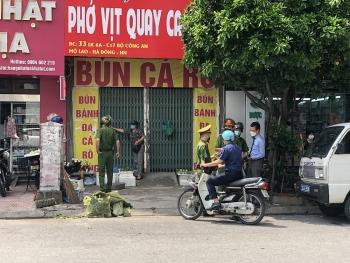 Hà Nội: Xử phạt hơn 1,5 tỷ đồng trong 3 ngày đầu giãn cách xã hội