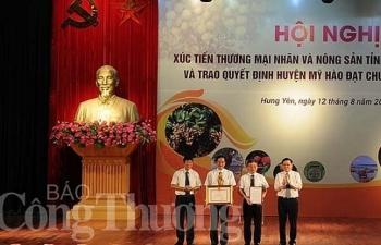 huyen my hao hung yen ve dich nong thon moi