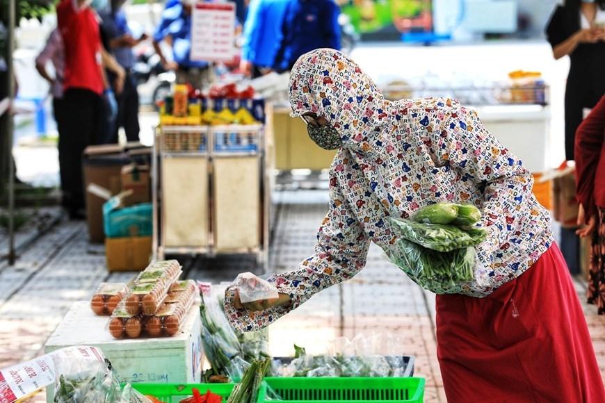 Hà Nội: Sẵn sàng kích hoạt 2.500 điểm bán hàng lưu động