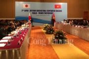 Diễn đàn doanh nghiệp Việt Nam - Nhật Bản