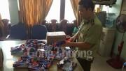 Hà Nội thu giữ lượng lớn đồ chơi bạo lực