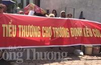 tieu thuong truong dinh plaza to chu dau tu that hua
