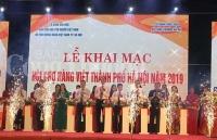 khai mac hoi cho hang viet thanh pho ha noi 2019