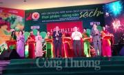 Khai mạc Hội chợ thực phẩm – nông sản sạch 2016