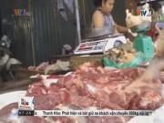 Kiểm tra xử lý nghiêm về vụ làm giả thịt bò