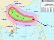 Hà Nội khẩn trương đối phó với bão số 7