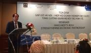 Tăng cường quan hệ đối tác kinh tế giữa Hà Nội và doanh nghiệp Anh