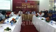 Sắp diễn ra Hội chợ làng nghề Việt Nam năm 2017