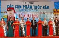 khai mac hoi cho cac san pham thuy san tai ha noi nam 2019