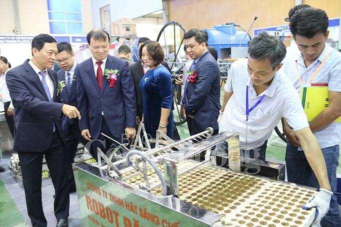 growtech vietnam 2019 san giao dich chuyen nghiep nganh nong lam ngu nghiep