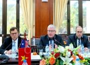 Thành lập nhóm công tác thúc đẩy thương mại nông sản Việt Nam - Australia
