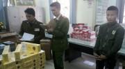 Hà Nội: Thu giữ hơn 6.000 bao thuốc lá nhập lậu