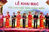 khai mac hoi cho dac san vung mien viet nam 2019