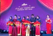 'Vàng đỏ' Saffron chính thức có mặt tại Việt Nam