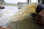 Sẽ có 3 đợt lấy nước gieo cấy lúa vụ Đông Xuân 2017-2018