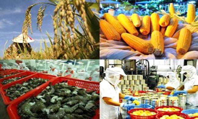 Xuất khẩu, nông sản, lâm sản, thủy sản