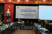 EVFTA: Thúc đẩy cải cách thể chế của Việt Nam
