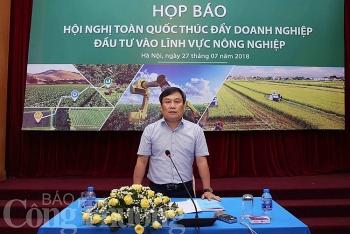 ban giai phap thu hut doanh nghiep dau tu vao nong nghiep