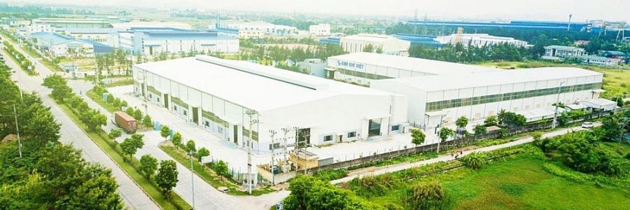 Xây dựng khu công nghiệp sinh thái: Giải pháp phát triển công nghiệp bền vững