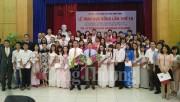 Trao học bổng của Quỹ FUYO cho 80 sinh viên Việt Nam