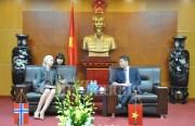 Na Uy sẽ nỗ lực hết mình để đàm phán FTA giữa Việt Nam và Khối EFTA đạt kết quả tốt