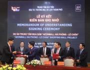 AEON MALL Việt Nam đầu tư trung tâm thương mại tại Hải Phòng
