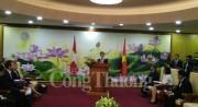 Việt Nam - Thụy Sĩ công bố Chiến lược Hợp tác giai đoạn 2017-2020