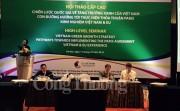 EU là 'bạn tốt' của Việt Nam trong thúc đẩy tăng trưởng xanh