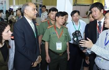 homeland security expo vietnam 2018 chinh thuc khai mac tai ha noi