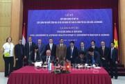 Chính phủ Việt Nam và Luxembourg ký kết khung hợp tác
