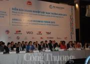 VBF 2015: Ghi nhận thay đổi tích cực và những kiến nghị thiết thực