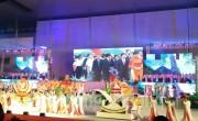 1.500 nghệ sĩ biểu diễn kỷ niệm 20 năm tái lập tỉnh Vĩnh Phúc