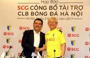 SCG cam kết hỗ trợ sự phát triển của bóng đá Việt Nam