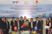 Australia hỗ trợ Việt Nam phát triển ngành giao thông vận tải