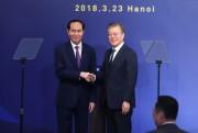Quy mô hợp tác thương mại đầu tư Việt – Hàn ngày càng mở rộng