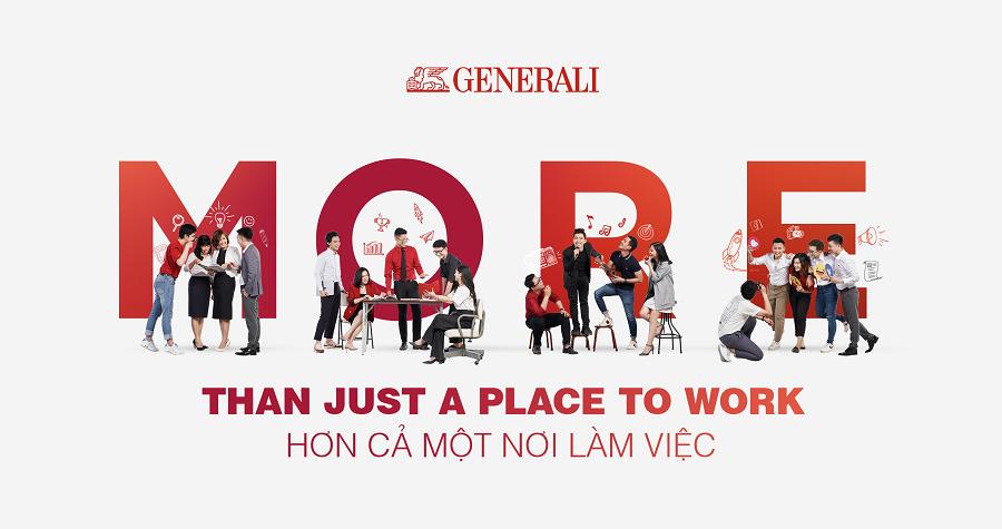 Generali Việt Nam đặt mục tiêu trở thành nhà tuyển dụng hàng đầu ngành bảo hiểm tài chính