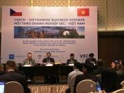 Thị trường Việt Nam ngày càng hấp dẫn với doanh nghiệp Czech
