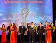 Công ty CP Xuân Hòa được trao tặng Giải thưởng chất lượng quốc gia năm 2017