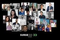 15 startup duoc lua chon cho surge dot 3