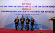 Ra mắt Sổ tay về Hiệp định Thương mại tự do Việt Nam - EU