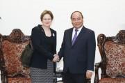 Củng cố quan hệ hợp tác Việt Nam - Australia